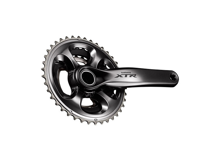 Shimano FC-M9020 XTR 11 Spd Trail Crankset W/O BB Parts קראנק