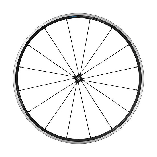 Shimano (WHRS300) 10/11 Speed Road Clincher Front ONLY גלגל קדמי