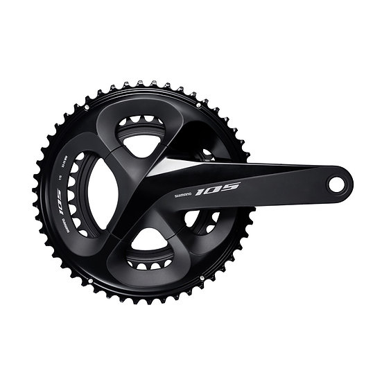 Shimano (R7000) 105 11 Spd Crankset W/O BB Parts קראנק