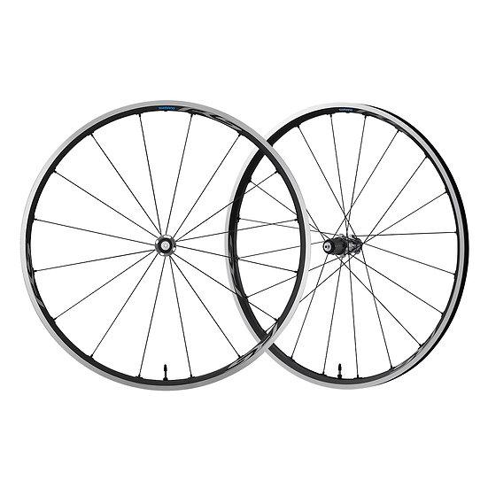 Shimano (WHRS500) 10/11 Speed Road Wheelset Tubeless סט גלגלים