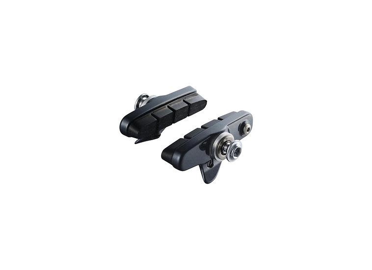 Shimano R55C4 Cartridge Brake Shoe Set רפידות בלם עם בית