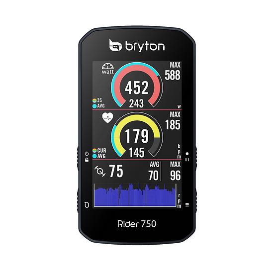 Bryton Rider 750 E מחשבון רכיבה