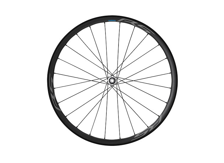 Shimano WHRS770 10-11 Spd Road Carbon Wheelset C30 סט גלגלים