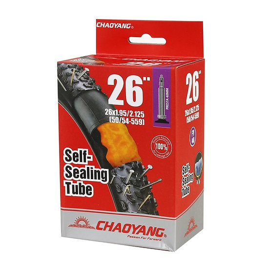 "Chaoyang 26"" Self sealing tube פנימית שטח עם חומר"