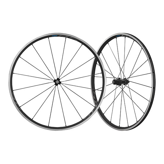 Shimano (WHRS300) 10/11 Speed Road Wheelset Clincher סט גלגלים