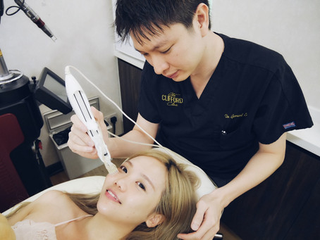 3rd visit to The Clifford Clinic: Restylane Skin Booster (水光针)