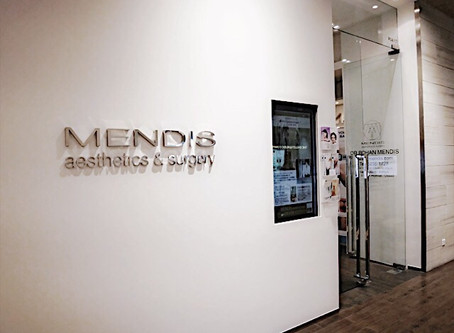 EMSCULPT at Mendis Aesthetics: Where art thou my abs? (Session 3)