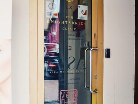Rejuran at Knightsbridge clinic