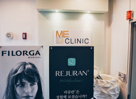 Things to do in Seoul: Dermatology services at ME clinic
