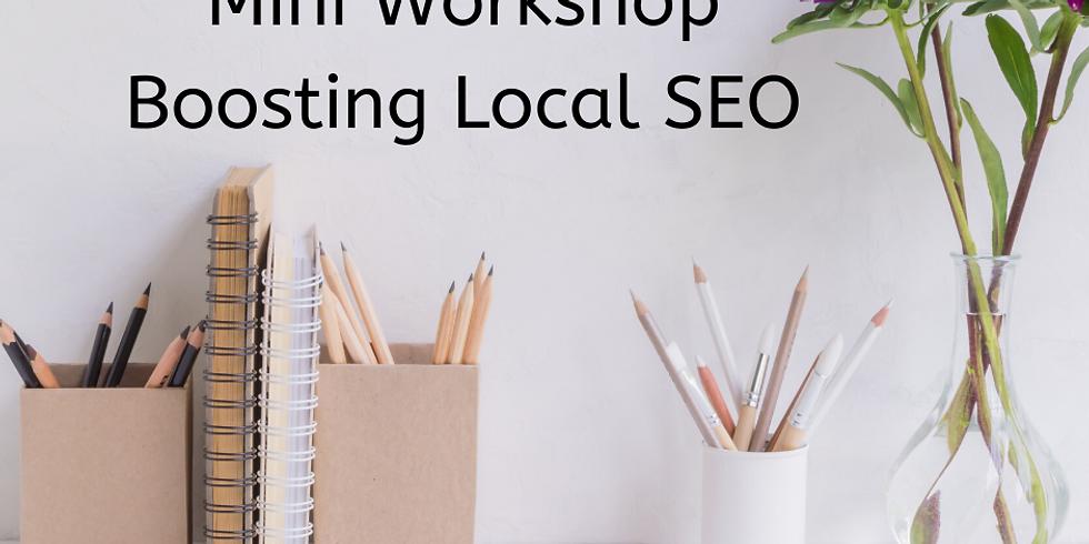 Boosting Local SEO - Mini Workshop