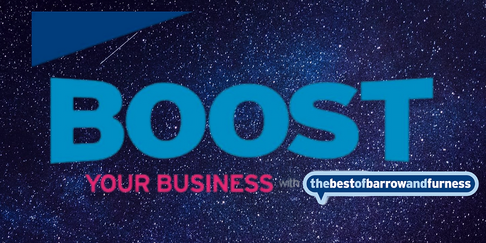 Boost Your Business Workshop