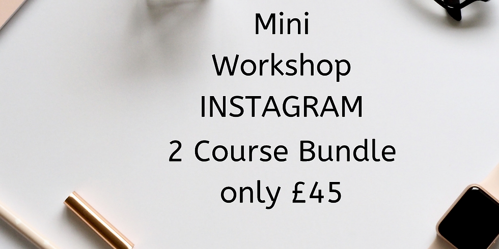 Instagram 2 Course Bundle