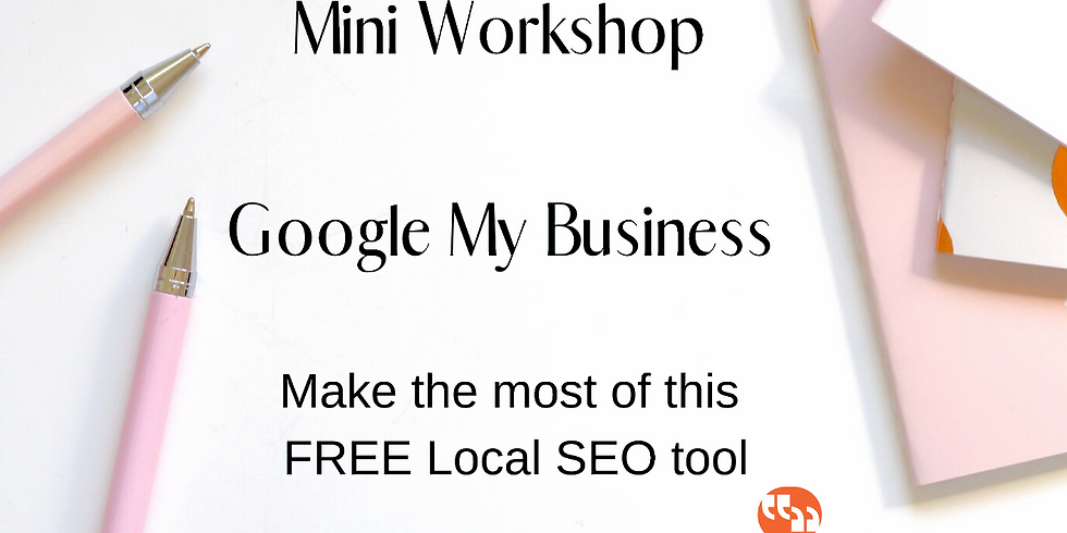 Mini Workshop Google My Business