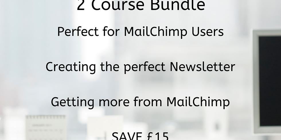 2 Course Bundle - MailChimp