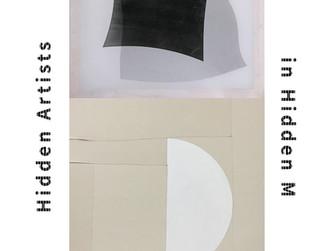 Two person show 'Hidden Artists in Hidden M' at Gallery Hidden M