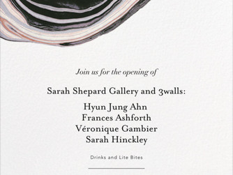Group Exhibition at Sarah Shepard gallery in Larkspur, CA
