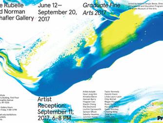 Graduate Fine Arts 2017