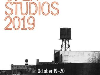 Gowanus Open Studio 2019, Oct 19-20th