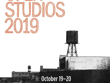 Gowanus Open Studio 2019, Oct 19-20th