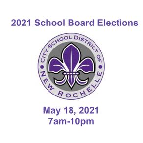 New Rochelle School Board Elections - 2021