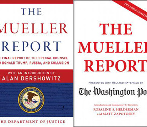 Why read the Mueller Report?