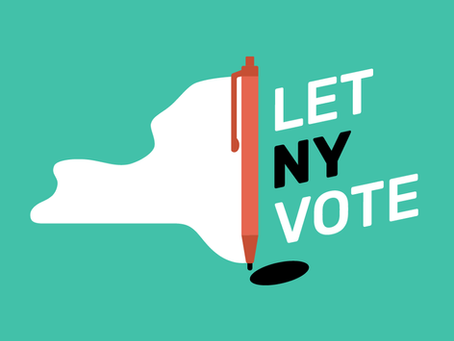 Actions for Let NY Vote