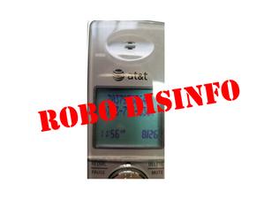 Robo-Disinfo