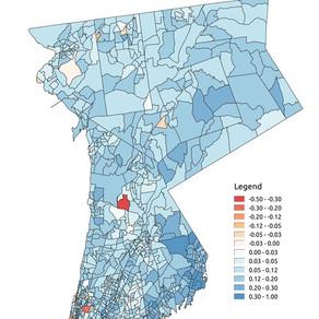 Westchester Voter Statistics 2013 versus 2017