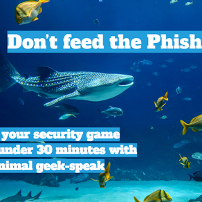 Don't Feed the Phish!