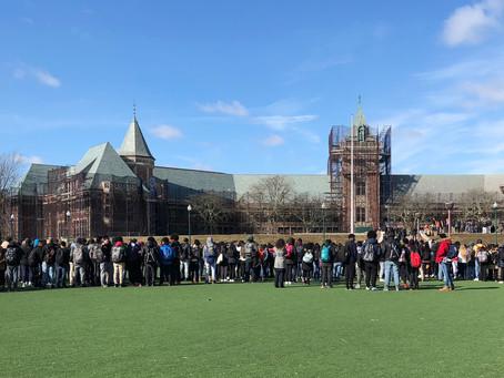 Westchester Students Respond to Gun Violence