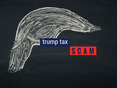 Call Fellow Progressives in Red States to Stop the Trump Tax Scam