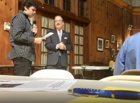 Representative Eliot Engel and Westchester Student Coalition Against Gun Violence - Q&A