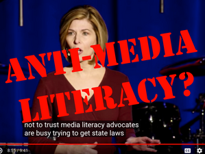 How Real is Fake News - Is this the voice of anti-media literacy?