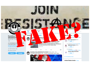 Resistance troll detection - the lib-trolls