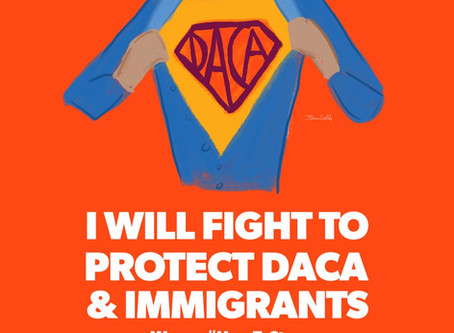 Support our Dreamers - DACA Actions