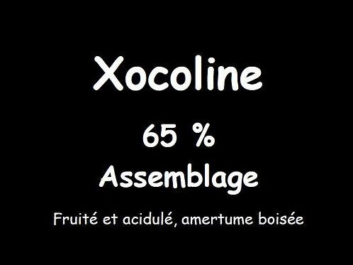 XOCOLINE NOIR 65%
