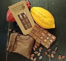 artisan sokola chocolats glaces panettones savoie bauges tablettes
