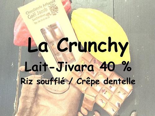 """LA """"CRUNCHY"""""""