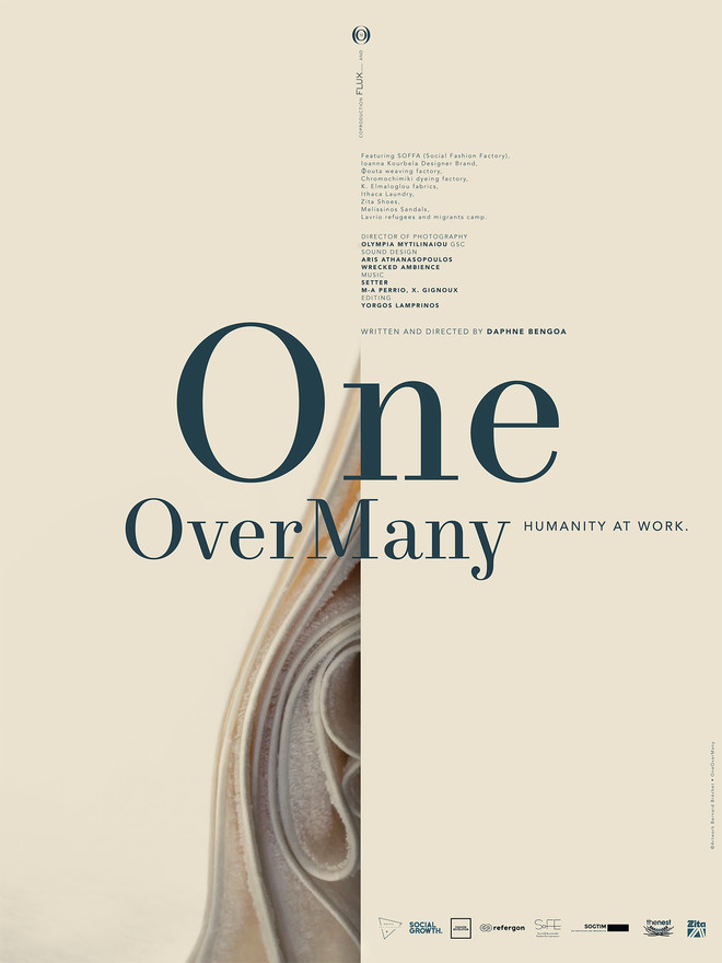 """""""One over many"""""""