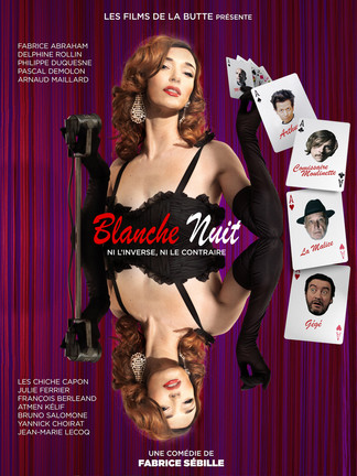 """""""Blanche Nuit"""""""