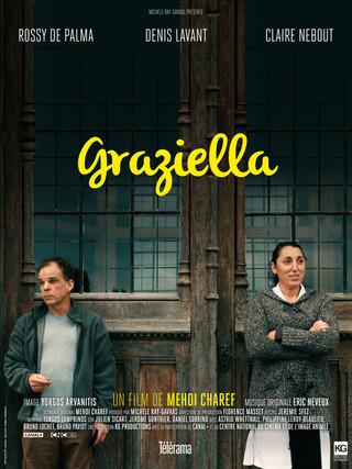 """""""Graziella"""" by Mehdi Charef"""