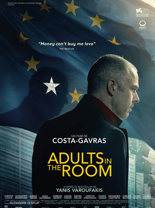 """""""Adults in the room"""" by Costa Gavras"""