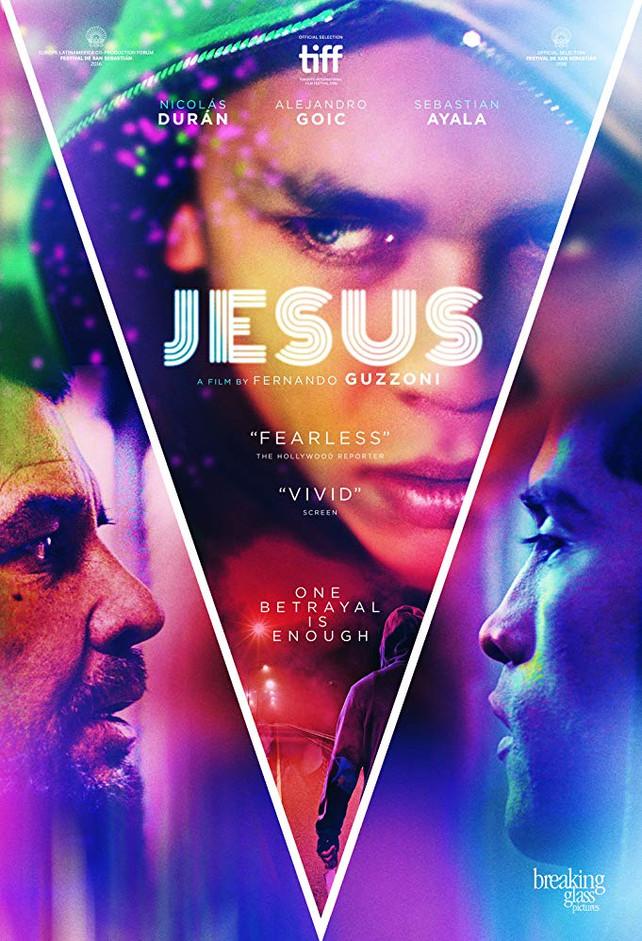 """""""Jesus"""" by Fernando Guzzoni"""