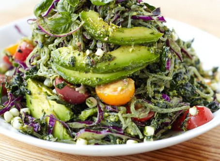 Discover Why Kelp Noodles are Amazingly Healthy and 10 Reasons You Should be Eating Them