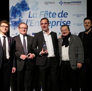 Trophée du Made in Auvergne-Rhône-Alpes