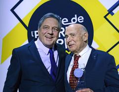 François TURCAS (CPME) et Alain SITBON (Dock'Ici)