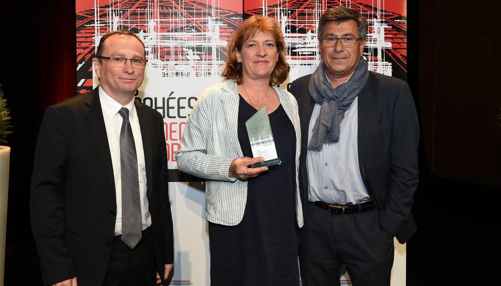 Trophée de l'EFFICACITÉ ÉNERGÉTIQUE