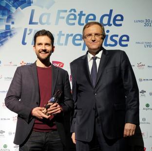 Trophée de la TPE de l'année