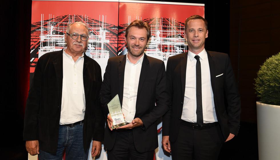 Trophée de la RÉALISATION ARCHITECTURALE