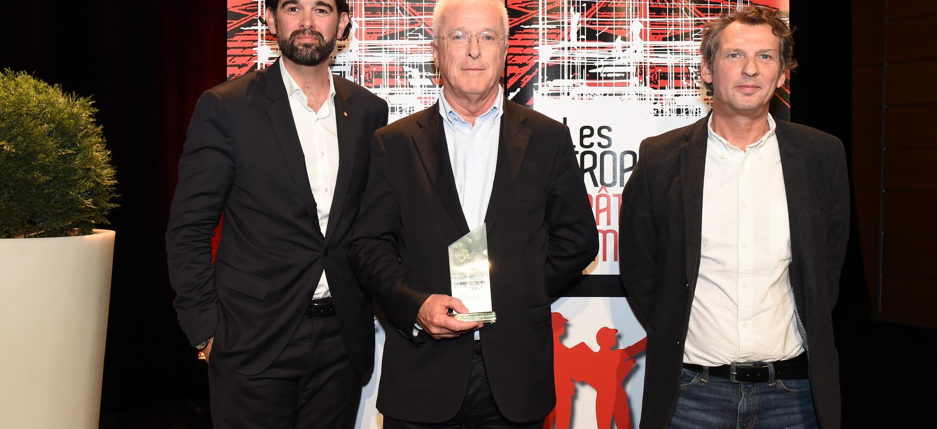 Trophée SPÉCIAL DES ENTREPRISES